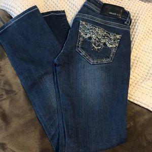Grace bling jeans